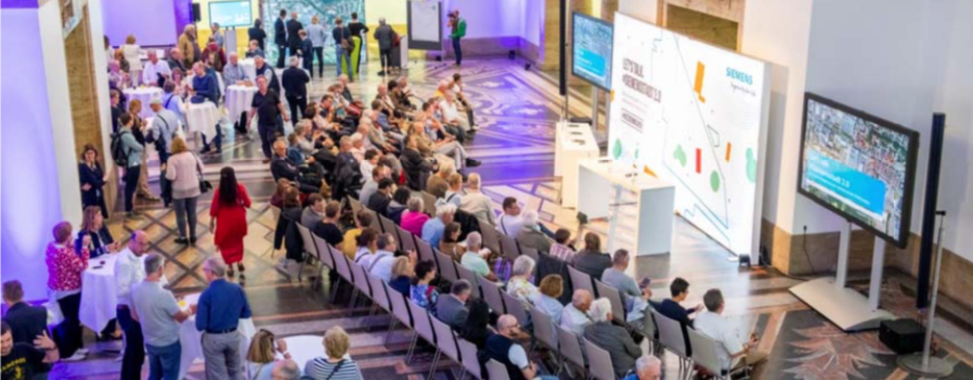 Öffentliches Forum zum städtebaulichen Wettbewerb